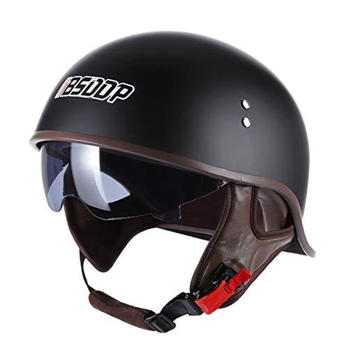 KKmoon Casco Bicicleta con Gafas Ajustable para Hombres/Mujeres Casco de Ciclismo de...