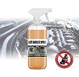 Martenbrown Marder Abwehr Spray [500ml] Mardervergrämung Natürliche Alternative zu Marderschreck und Marderfalle | Marder Abwehr I Anti Marder Spray