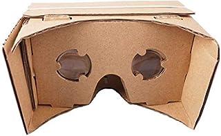 Google Cardboard DIY Virtual Reality 3D Glass Kit