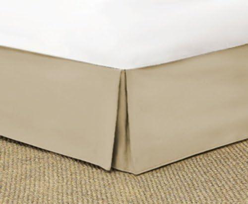SRP 登場大人気アイテム Bedding Real 450 Thread Count Ru Bed Dust Corner 安い 激安 プチプラ 高品質 Split Skirt
