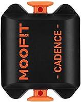 moofit Sensor Cadencia de Ciclismo con Bluetooth y Ant+ Medidor de Cadencia Ciclismo Impermeable IP67 Sensor Cadencia...