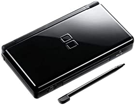 Nintendo DS Lite Consle with Top Spin 2 Bundle - Onyx Black (Renewed)