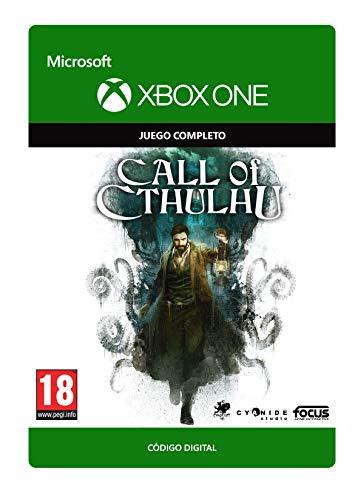 Call of Cthulhu Standard | Xbox One - Código de descarga