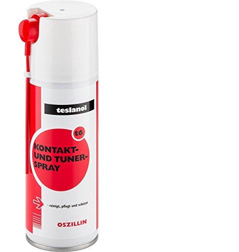 TESLANOL T6 Kontakt-Tuner-Spray 200 ml; Kontakt- und Tunerspray 200 ml