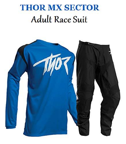2020 Thor sector link Cross Jersey camiseta acid Motocross Enduro MX BMX DH MTB