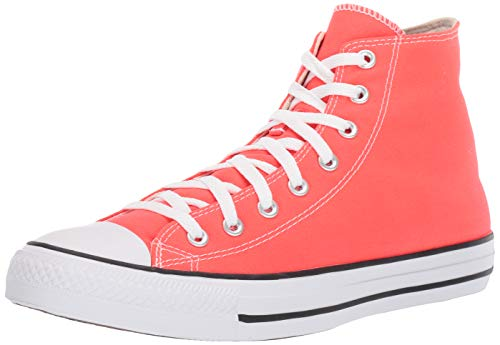 Converse Chuck Taylor All Star 2019 Seasonal Color High Top Sneaker Bright Crimson 9 M US