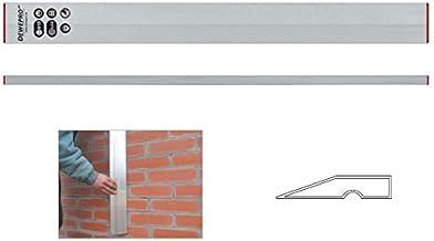 150 200cm Putzlatte Richtscheid Abziehlatte 3er Set H-Profil Kartätsche 100