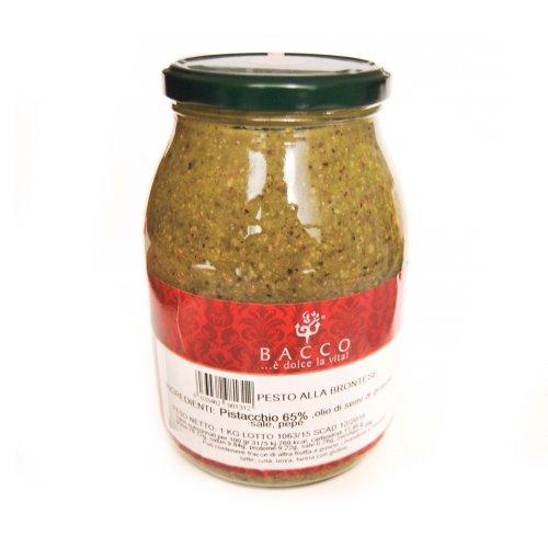 Bacco - Pesto di pistacchio 65% 1 Kg
