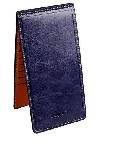 Ducomi® Wallet 18 - Unisex portemonnee met ritssluiting en 18 vakken voor creditcards, munten en contant geld - origineel cadeau-idee voor hem en haar