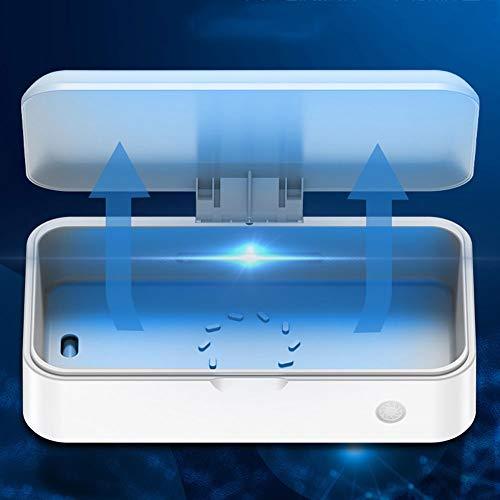 YUI Esterilizante UV, Caja Esterilizante Sanitaria para Máscaras, Cel