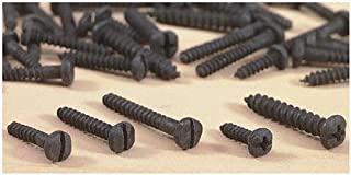 "Acorn AQ3B7 3/4"" Black Pyramid Head Screws Hardware"