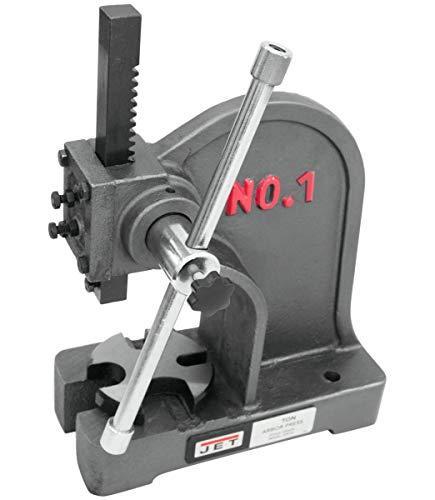 JET AP1-M, 1-Ton Arbor Press (333610)