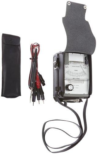Amprobe AMC-4 Hand-Cranked Insulation Tester