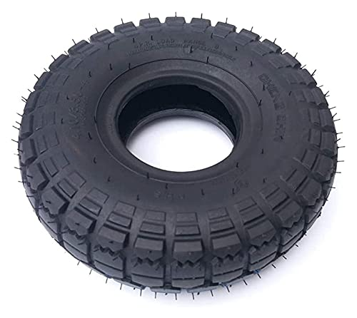 Neumáticos para patinetes Neumáticos para patinetes eléctricos, 4,10/3,50-4 Neumáticos Interiores y Exteriores,...