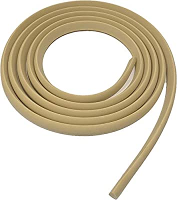 "FlexTrim #WM126: 1/2"" x 3/4"" Flexible Base Shoe molding - 8' feet Long"