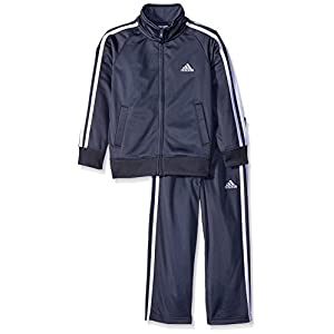adidas Boys' Toddler Tricot Jacket