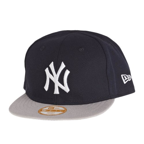 New Era 9Fifty Snapback Baby Infant Cap - NY Yankees navy