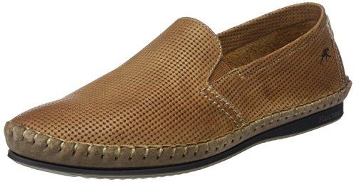 Fluchos   Zapato de Hombre   Bahamas 8674 Surf Cuero   Zapato de Piel de Vacuno de Primera Calidad   Cierre con Elásticos   Piso de Goma