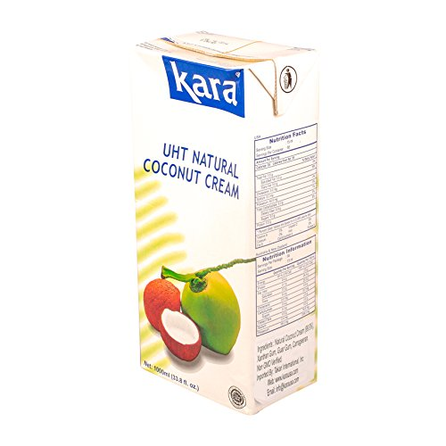 カラ ココナッツクリーム UHT  1000ml
