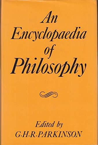 Encyclopedia of Philosophyの詳細を見る
