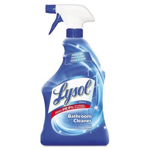 Lysol 02699 32oz 32 Fl Oz Basin Tub & Tile Cleaner Spray