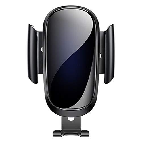 Cadre de navigation de voiture Universel Universel Mobile Téléphone Accueil Support Trépied Boucle Type Support Support De Téléphone De Voiture Support (Couleur : NOIR)