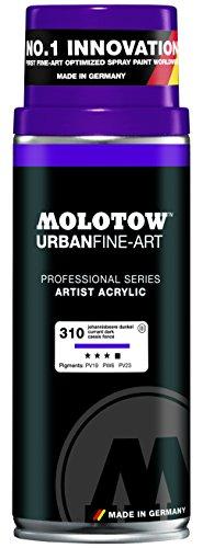 Molotow UFA Artist Acrylic Spray Paint Currant Dark - 337017