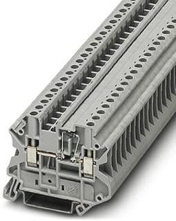 DIN Rail Terminal Blocks UT 4-MTD-DIO/L-R P/P (1 piece)