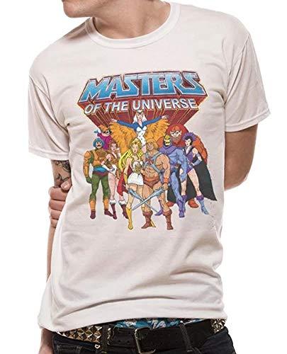 Masters of the Universe Offiziell lizenzierte Handelsware Unisex T-Shirt, XL