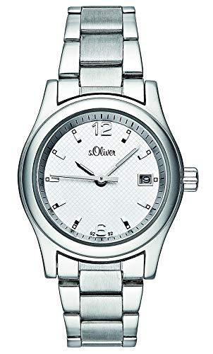s.Oliver Damen-Armbanduhr SO-929-MQ