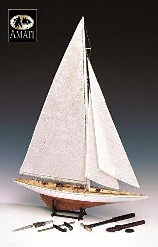 Amati 170011. Maqueta barco Rainbow 1934. Incluye