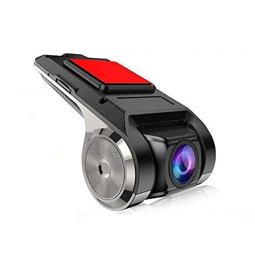 Dash CAM para Automóviles 1080P HD Car Dvr Video Recorder WiFi Android USB Cámara De Visión Nocturna Oculta para Automóvil 170 ° Gran Angular Dash CAM G-Sensor Wifiandusbdvr