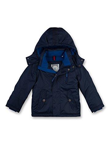 Sanetta Jungen 124688 Jacke, Blau (Deep Blue 5993), 98