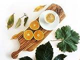 Tabla de cortar de madera de olivo para queso, madera hecha a...