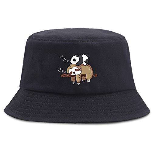 Sombrero De Pescador Sombrero De Cubo Plegable De Verano Mujeres Al Aire...