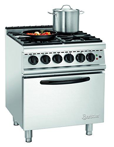 Cuisinière 4 feux GHU 4110