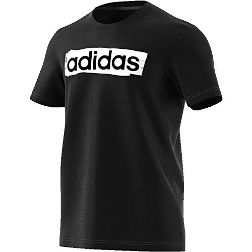 Adidas E Lin Brush T-shirt voor heren