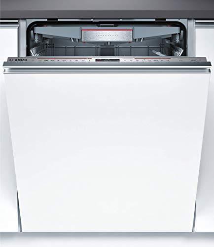 Lave vaisselle encastrable Bosch SMV68TX06E - Lave vaisselle tout integrable 60 cm - Classe A+++ / 41 decibels - 14 couverts - Tiroir a couvert