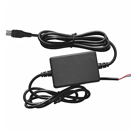 Incutex KFZ-Ladekabel Ladegerät mit Micro USB-Anschluss für Auto LKW (6-36V) geeignet für den GPS Tracker TK104 ab Nov 2016