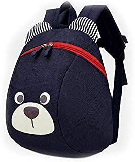 Cute Bear Small Toddler Backpack With Leash Children Kids Backpack Bag for Boy Girl