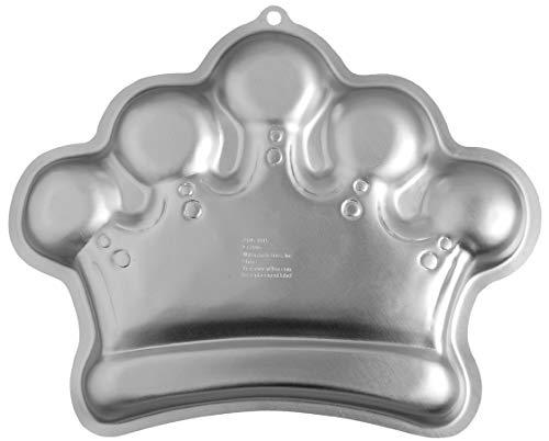 Wilton kuchenform Krone aus Aluminium