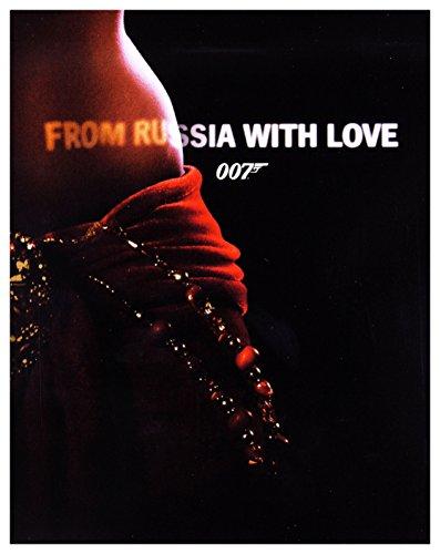 007 - Dalla Russia con amore Steelbook [Blu-Ray] [Region B] (Audio italiano. Sottotitoli in italiano)