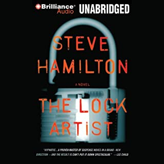 The Lock Artist cover art