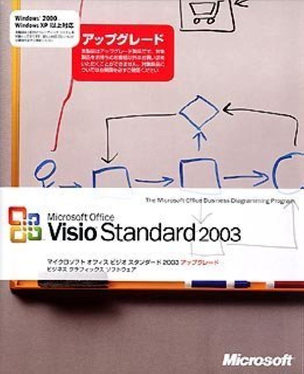 外交官ダイエット上陸【旧商品/サポート終了】Microsoft Visio Standard 2003 アップグレード版