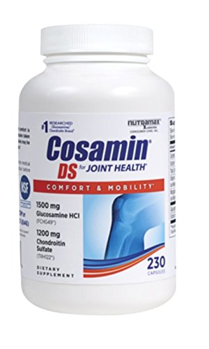 Cosamin DS Double Strength Joint Care (230 Capsules)