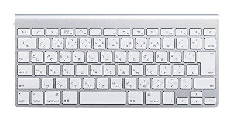 【キーボードカバー】 Apple iMac 21.5インチ 27インチ デスクトップ コンピュータキーボード用 日本語保護カバー 防水 キズ防止 防塵 シリコンタイプ 9色 JIS配列 570-0002(透明)