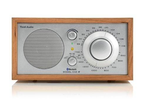 Tivoli Model One Bluetooth UKW-/MW-Radio in Kirsche/Silber