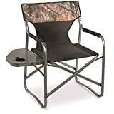 Guide Gear Oversized Director's Chair, 500-lb. Capacity, Mossy Oak Break-Up Country, Mossy Oak Country Camo
