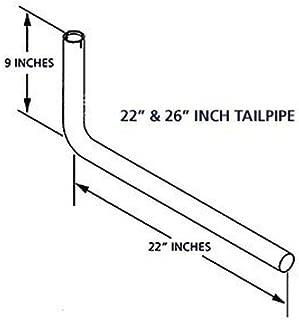 Cummins Onan 155-3481-01 Exhaust Tailpipe