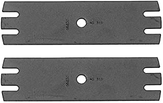 Oregon (2 Pack Replacement Edger Blade for MTD Edgers 781-0080# 40-316-2PK